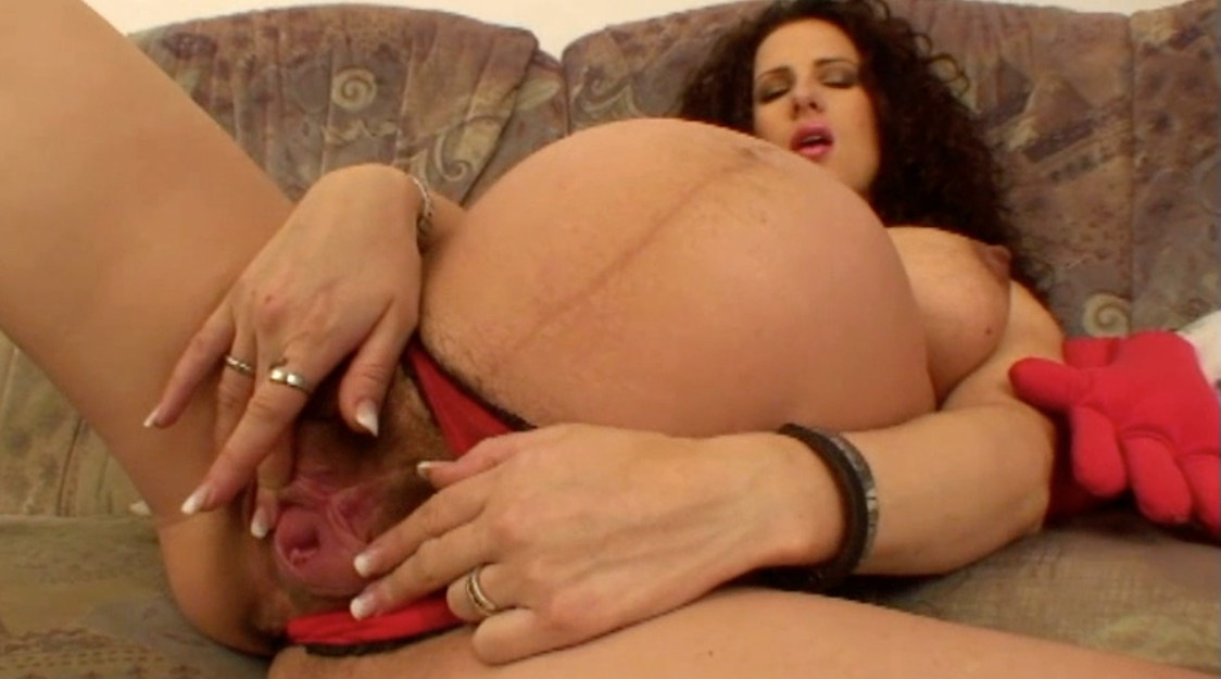 Beautiful Pregnant Labia