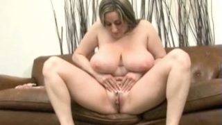 Busty with Long Labia